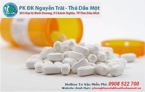 sử dụng thuốc kháng histamine mạnh có thể áp dụng thuốc dưới dạng thuốc bôi