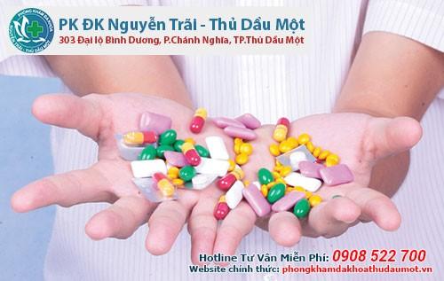 Những lưu ý khi sử dụng thuốc trị viêm mào tinh hoàn