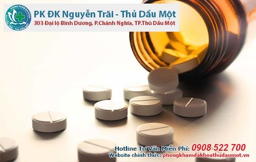 Thuốc uống cũng có tác dụng trị xuất tinh sớm