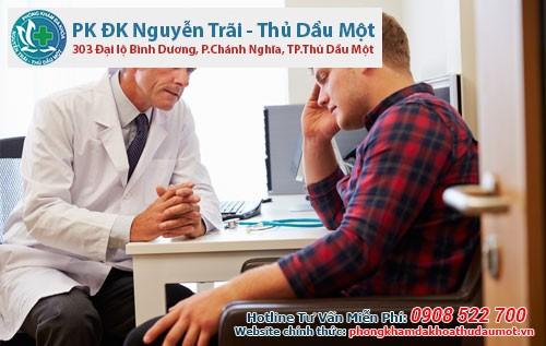 Bác sĩ sẽ hướng dẫn và tư vấn tác dụng của ODC