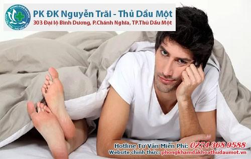 Các căn bệnh khó tránh khỏi ở nam giới