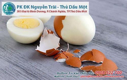 Lòng đỏ trứng gà có thể giúp bồi bổ dưỡng khí