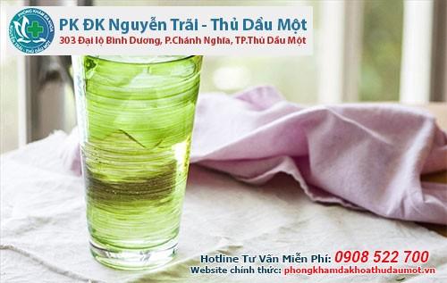 Viêm tuyến tiền liệt do uống ít nước