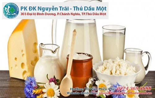 Ngũ cốc và các loại sữa thì không tốt cho người bị viêm nhiễm bàng quang