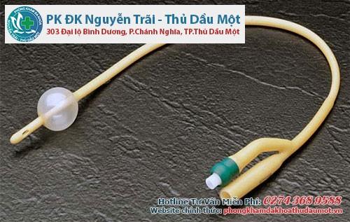 Phương pháp đặt ống tiểu dành cho bệnh nhân tiểu không kiểm soát
