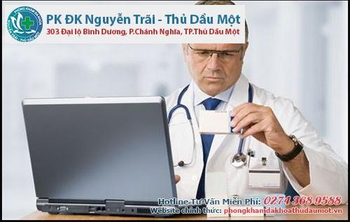 Bác sĩ sẽ dựa vào kết quả khám và đưa ra phương án điêu trị chuẩn xác