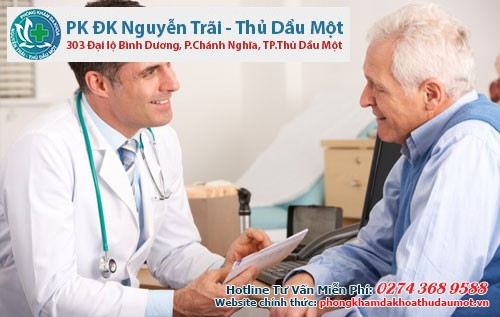Điều trị phì đại tuyến tiền liệt cần theo chỉ dẫn