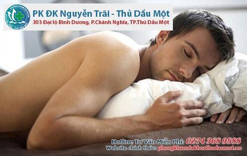 Nam giới nên có chế độ nghỉ ngơi hợp lý để điều trị  viêm bàng quang hiệu quả