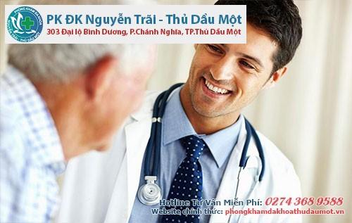 Phòng khám Đa khoa Thủ Dầu 1 là nơi chuyên khoa điều trị viêm nhiễm bàng quang