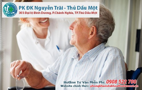Bệnh viện Đa khoa Nguyễn Trãi - Thủ Dầu Một Bình Dương Thủ Dầu Một Bình Dương Việt Nam  địa chỉ điều trị vôi hóa tuyến tiền liệt hiệu quả