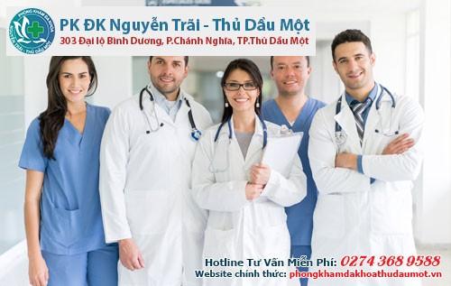 Phòng khám Nguyễn Trãi - Thủ Dầu Một là địa chỉ điều trị xuất tinh sớm