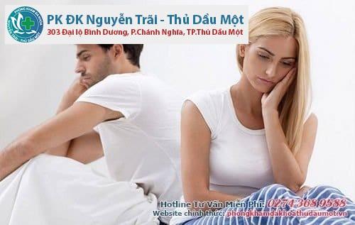 Nguyên nhân và phương pháp điều trị yếu sinh lý ở nam