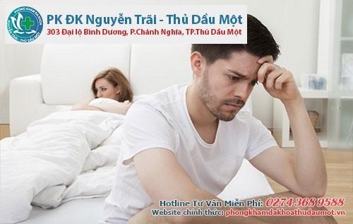 Sớm điều trị yếu sinh lý để giữ gìn hạnh phúc gia đình
